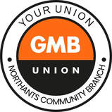 GMB Northants Community Branch Logo